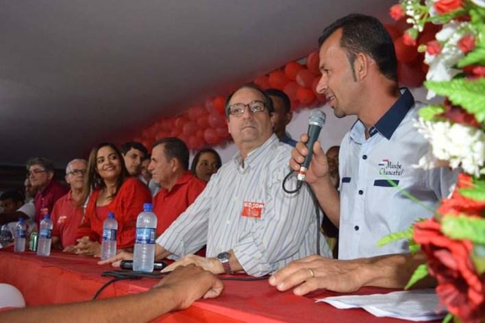 Convenção em Rafale Jambeiro - FOTO Divulgação