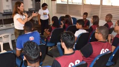 Photo of Projeto incentiva participação de estudantes no processo eleitoral