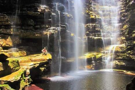 Guia-Chapada-Diamantina-Cachoeira-do-Mixila-Lençóis tulio saraiva