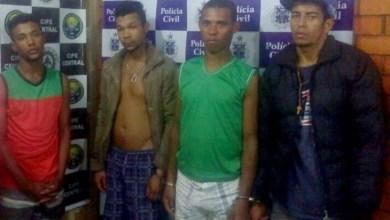 Photo of Bahia: Polícia prende suspeitos de arrombar escolas e residências em Amargosa