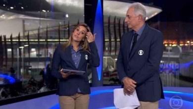 Photo of Vídeo: Apresentadores da Globo trocam farpas ao vivo durante programa