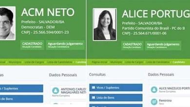 Photo of Bahia: Candidatos a prefeito de Salvador declaram-se afrodescendentes e causam polêmica