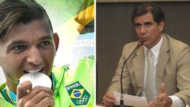 Photo of Parlamentar baiano indica Comenda Dois de Julho a canoísta de Ubaitaba e medalhista olímpico