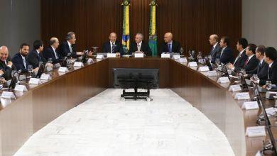 """Photo of """"Se é governo, tem que ser governo"""", diz Temer na primeira reunião ministerial"""