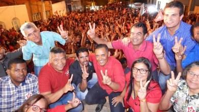 Photo of Chapada: Valdes recebe deputados e leva multidão para encerramento de campanha em Itaetê