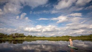 Photo of Chapada: Trilhas aquáticas no Marimbus são realizadas há um ano por Base Náutica
