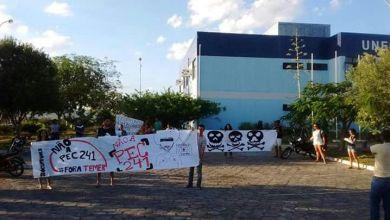 Photo of Chapada: Estudantes da Uneb em Itaberaba irão à Câmara de Vereadores falar sobre a PEC 55
