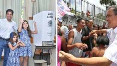 Photo of #Eleições2016: Rui Costa e ACM Neto votam em candidatos para cargos em Salvador