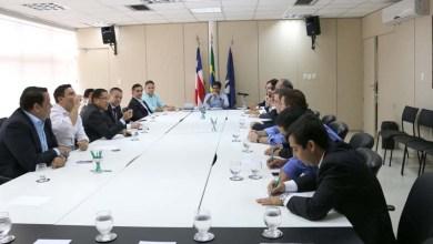 Photo of ACM Neto recebe deputados e destaca fortalecimento das oposições na Bahia
