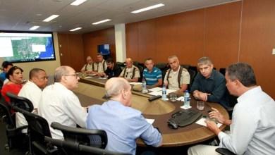 Photo of No Centro de Operações, Rui Costa lidera reunião para assegurar paz nas eleições