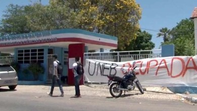 Photo of #Bahia: Estudantes ocupam campus da Uneb no município de Juazeiro