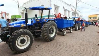 Photo of Chapada: Agricultores familiares de Barra da Estiva recebem equipamentos de última geração