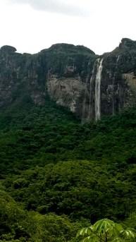 Cachoeira do São Domingo | FOTO: Facebook/Andaraí Oficial |