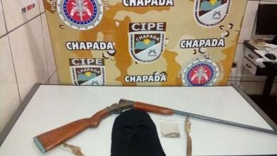 Photo of Iraquara: Cipe-Chapada evita roubo na zona rural e apreende armas e drogas