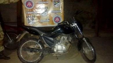 Photo of Chapada: Polícia apreende mais uma moto roubada durante abordagem em Palmeiras