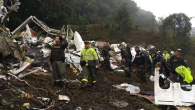 Photo of Governo da Bolívia culpa empresa e piloto por acidente com avião da Chapecoense