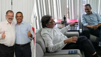Photo of Chapada: Prefeito eleito de Itaetê cumpre agenda extensa na capital em busca de investimentos