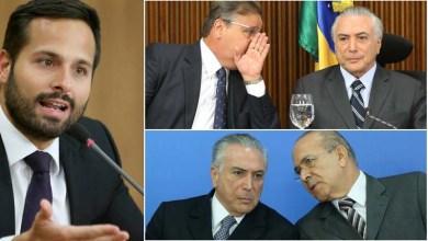 Photo of #Brasil: Ex-ministro da Cultura grava conversações com Temer, Geddel e Padilha