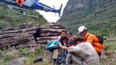 Photo of Chapada: Turista é resgatado por Corpo de Bombeiros em trilha na região de Lençóis