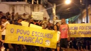 População vai às ruas e clama por Marcão prefeito de Lençóis - FOTO Divulgação 8