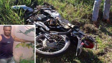 Photo of #Bahia: Acidente de moto deixa um morto e uma pessoa ferida entre Ipirá e Pintadas