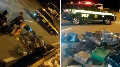Photo of #Bahia: Mais de duas toneladas de maconha são apreendidas na BR-116