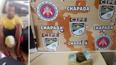 Photo of Seabra: Traficantes são presos na rodoviária da cidade pela Cipe-Chapada