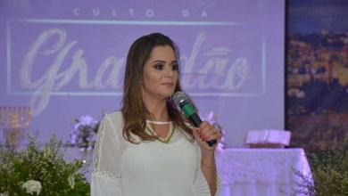 """Photo of """"Uma mulher seria importante, mas estamos fechados com Lázaro"""", diz vereadora sobre chapa de Zé Ronaldo"""
