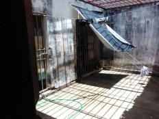 Revista na carceragem de Brotas de Macaúbas - FOTO- Divulgação4