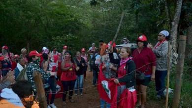 Photo of #Brasil: Trabalhadoras do MST ocupam fazenda de Eike Batista em Minas Gerais