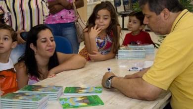 Photo of Chapada: Escritor faz lançamento de romance infanto-juvenil em livraria de Itaberaba
