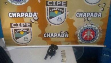 Photo of Chapada: Ladrão é preso na cidade de Iaçu com arma e confessa crimes