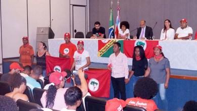 Photo of Ato político na Alba marca luta do MST e avalia conjuntura um ano após derrubada de Dilma