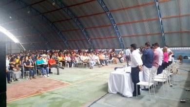 Photo of Chapada: Mais de mil pessoas debatem sobre instalação de fábrica de cimento em Lajedinho