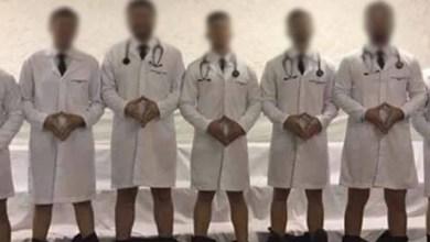 Photo of #Brasil: Estudantes de medicina de Vila Velha fazem foto ofensiva às mulheres