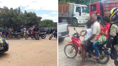 Photo of Chapada: Operação 'Cavalo de Aço III' é realizada em Seabra pela PRF