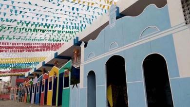 Photo of Chapada: 'Arraiá da Ita' está pronto e com espaço para atrações nacionais, regionais e locais