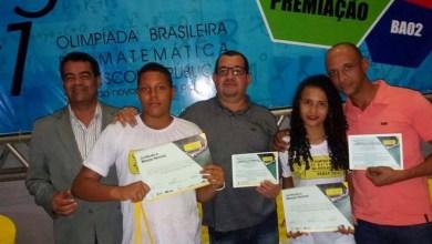 Photo of Chapada: Secretário de Educação de Itaetê destaca ações do município no setor durante solenidade da Obmep