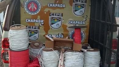 Photo of Chapada: Explosivos utilizados em assalto a bancos são apreendidos pela Cipe em Novo Horizonte