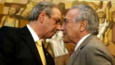 Photo of #Polêmica: PF coloca Temer e Cunha lado a lado no centro de organização criminosa