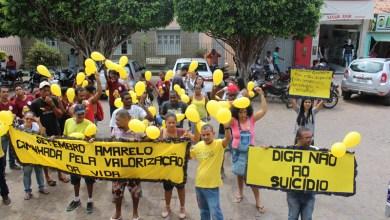 Photo of Chapada: Caps de Itaetê realiza caminhada em apoio à campanha 'Setembro Amarelo'