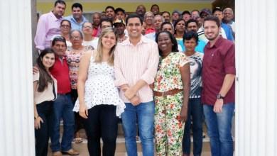 Photo of Chapada: Prefeito de Itaberaba se encontra com representantes de vilas e povoados em café da manhã