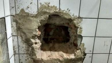 Photo of #Bahia: Polícia encontra buraco para fuga de presos dentro de cela de complexo em Irecê