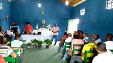 Photo of Chapada: Reunião em povoado de Lençóis debate soluções sobre a estiagem na região