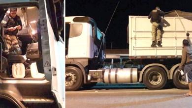 Photo of Chapada: Operação da PRF na região de Seabra intensifica fiscalização de transporte de carga
