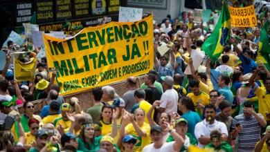 Photo of Pesquisa mostra que população brasileira não aprova intervenção militar provisória