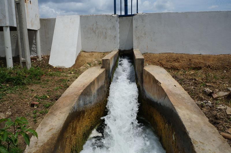 Chapada: Prefeitura de Utinga intensifica ações contra água contaminada por agrotóxicos