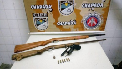 Photo of Chapada: Dupla é presa pela Cipe suspeita de ter executado fazendeiro em Itaetê