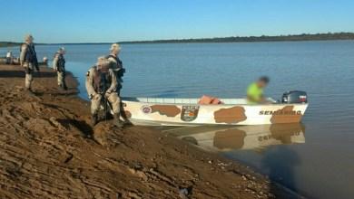 Photo of #Bahia: Patrulhamento fluvial da Cipe-Semiárido apreende armas e drogas em Xique-Xique