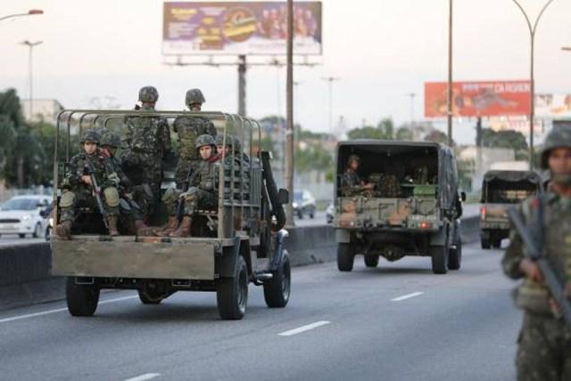 e704dfcaba Temer fará pronunciamento para explicar intervenção militar na área ...